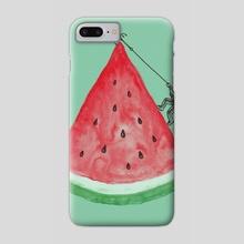 Summer Climb - Phone Case by Enkel Dika