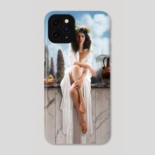 Summer - Phone Case by Giorgos Tsolis