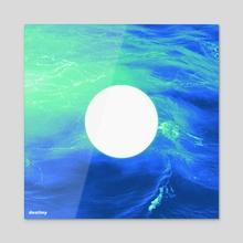 destiny 2 - Acrylic by Pleastic