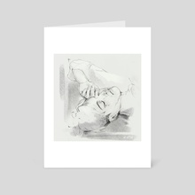 sketch01 - Art Card by neen