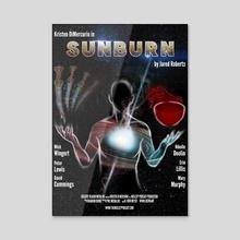 Sunburn - Acrylic by Jörn Meyer