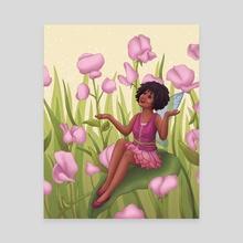 Spring - Canvas by Shannon Szczepanski