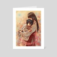 Noragami - it's okay - Art Card by Poki