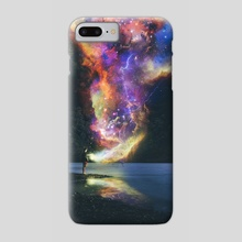 Nebula I - Phone Case by Gabriel Avram