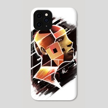 Raw - Phone Case by Patrick Bonsu