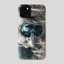 Written in waters - Phone Case by Marcela Bolivar