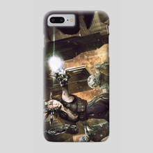 The Protector - Phone Case by Matthaios Lappas