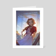 Sector 5 - Art Card by Dagneo