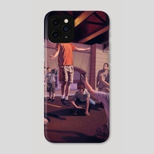 Levitation - Phone Case by Michael Williams