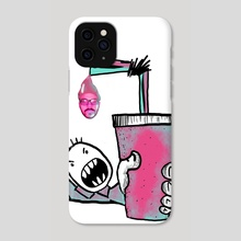 Sip - Phone Case by Zachary Blair