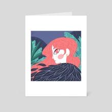Freya - Art Card by Bee