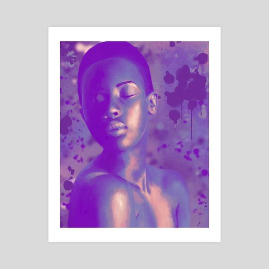 Purple Rain by Ratie Vushe
