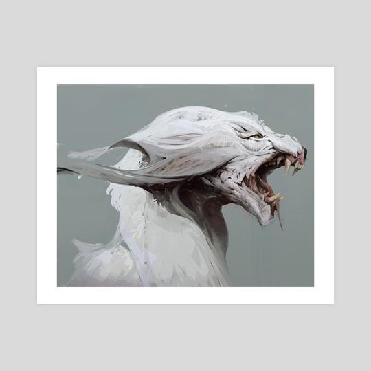 Dragon redraw by Juho Laitila