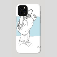 Lazy Day #2 - Phone Case by elisa meneghel