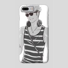 SNK: Modern!Jean Kirschstein - Phone Case by Yuki119