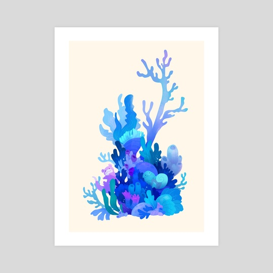 Water Type by Monica Ion