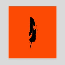 Sly - Canvas by Evan Luza