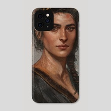 Misthios - Phone Case by Diana Novich