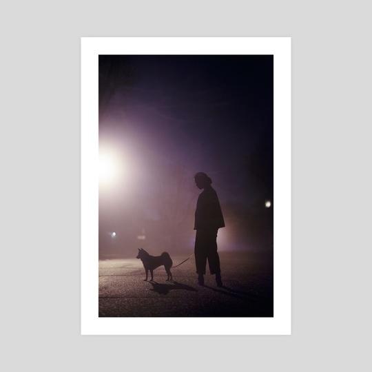 Fog by Julia Wang