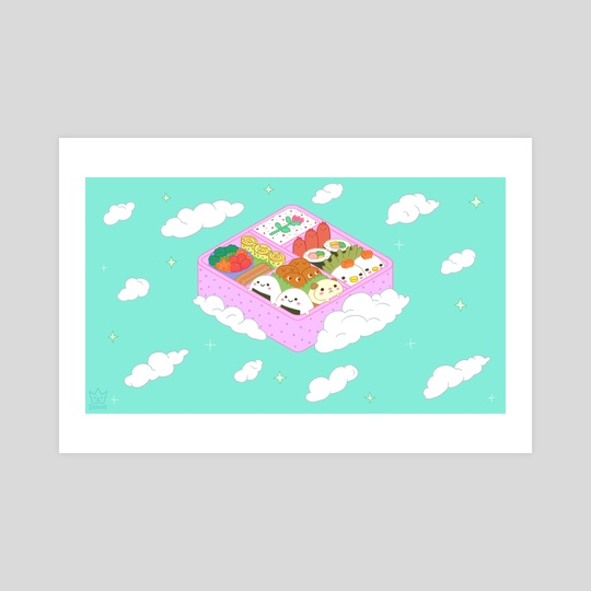 Flying Bento Box by Esther H
