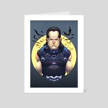 Danzig - Art Card by Uroš Begović