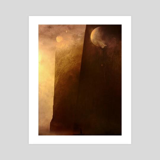 Aux portes de l'Acheron by Leoncio Harmr