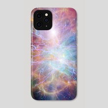 Eternal Energy - Phone Case by Bruce Rolff