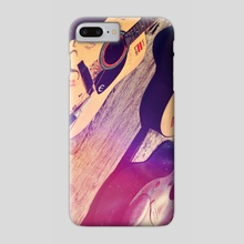 Beesonstock - Phone Case by Robbie Edwards