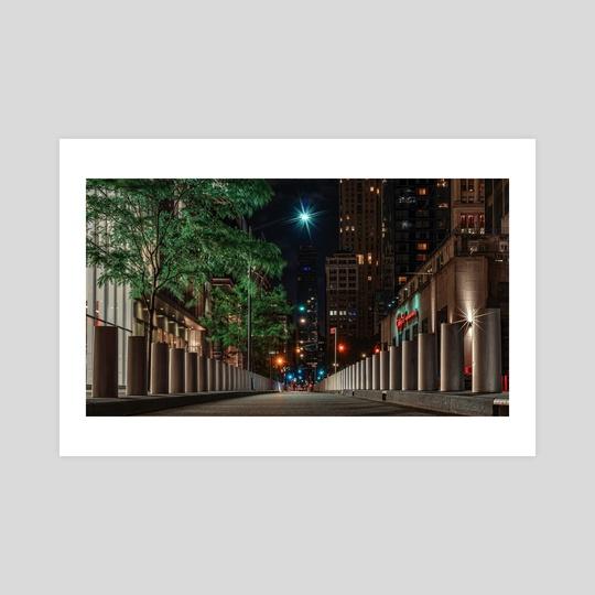Night New York City (2020-5-GNY-161) by Vlad Meytin