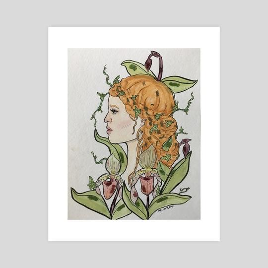 Botanical Musing by Ashley Hills
