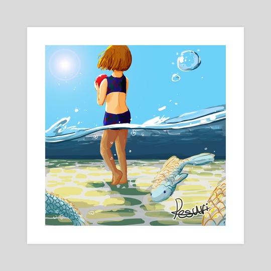 Summer by Resuri-