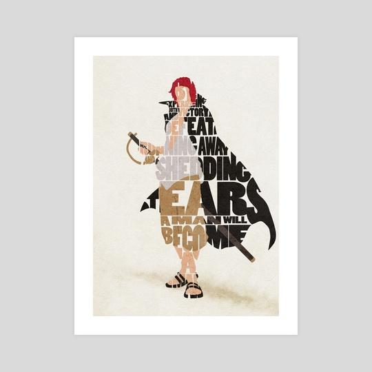 The Red Hair by Deniz Akerman