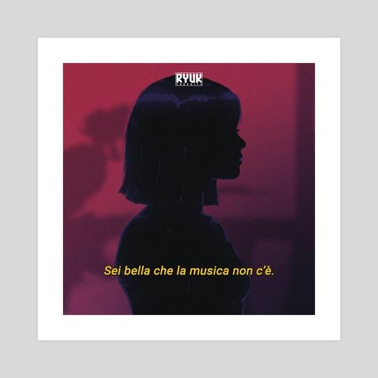 """""""Sei bella che la musica non c'e' """" by Pasquale Tudda"""