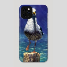 Eye of the Tempest - Phone Case by Bill Melvin