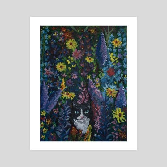 Lucy's Midnight Garden by Naomi