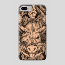 Good Luck - Phone Case by Kate O'Hara
