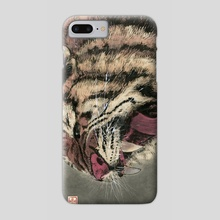 Tiger - 11 - Phone Case by River Han
