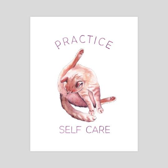 Practice Self Care by Megan Kott
