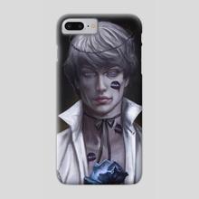 Jonah with Rose - Phone Case by Anastasia Su
