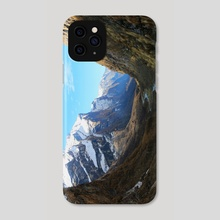 Down the Valley - Phone Case by Connor Stevenson