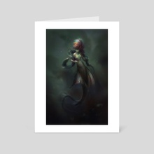Yara - Art Card by Lane Brown