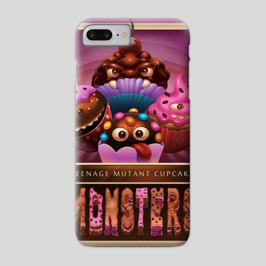 Cupcake Monsters by Danilo Fiocco
