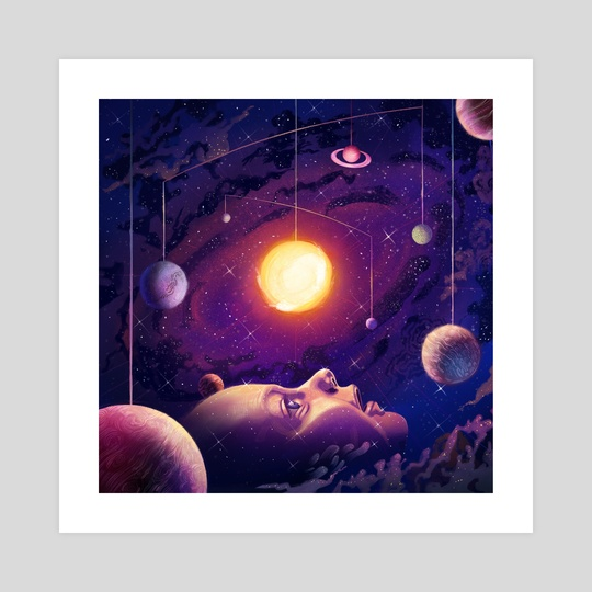 Child of the Universe by David Curtis