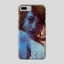 Too Blue - Phone Case by John Larriva