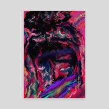 (panic) - Canvas by Felipe Tomaz