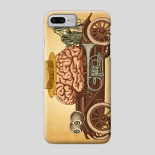 Intelligent Car - Phone Case by Pepetto