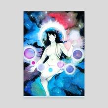 The Goddess - Canvas by Dolan Pondsmith