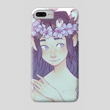 Spring - Phone Case by Electricgale