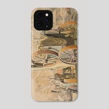 Old Village  - Phone Case by Sakid Js