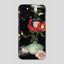 Within the stillness - Phone Case by Phuong Nguyen